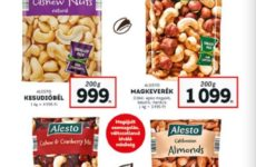 Gluténmentes akciós lista 2019 február