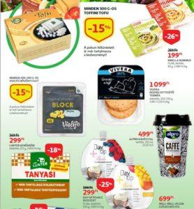 Auchan gluténmentes termékek