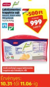 kedvezményes árú gluténmentes termékek