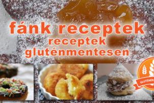 gluténmentes fánk receptek