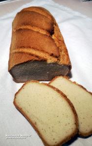 gluténmentes kovászos kenyér recept