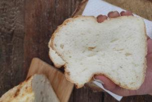 puha gluténmentes kenyér recept