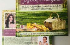 Könyvajánló - Szeretetkonyha - 60db gluténmentes recepttel
