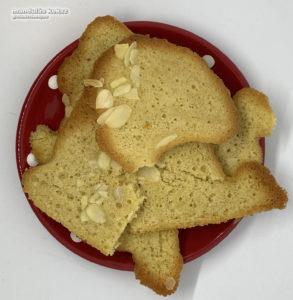 gluténmentes mandulás keksz recept