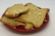 Villámgyors, egyszerű gluténmentes keksz mandulával