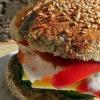 IR barát, olcsó gluténmentes hamburgerzsemle recpet - alap lisztekkel