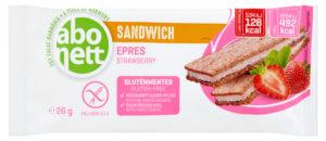 Abonett sandwich gluténmentes epres
