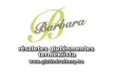 Barbara gluténmentes terméklista - Diéta Bt. 2021.04.01
