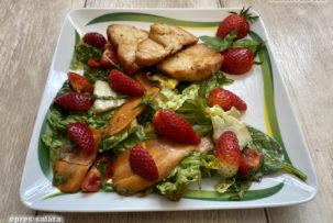 epres saláta gluténmentes recept
