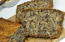 Magos gluténmentes kenyér
