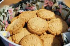 Kókuszos gluténmentes keksz - Iri mama konyhája
