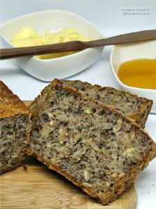 magvas gluténmentes kenyér