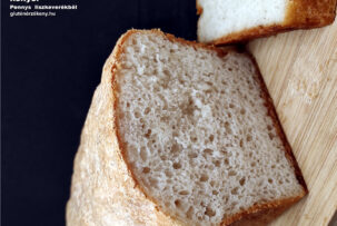 Penny lisztkeverék gluténmentes kenyér