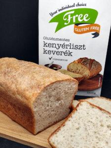 Penny lisztkeverék gluténmentes kenyér recept
