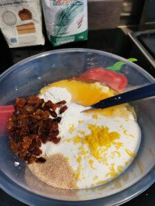 a gluténmentes túrógombóc recept