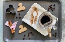 Gluténmentes fahéjas szívecske - KolosFreeFood