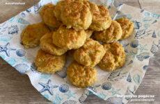 Burgonyás gluténmentes pogácsa recept Kolostól