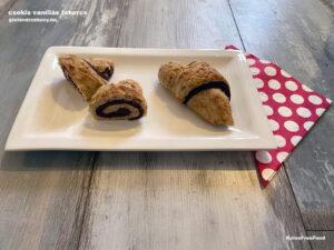 gluténmentes csokis vaníliás tekercs recept