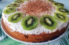Gyümölcsös kevert sütemény - 45 perc alatt