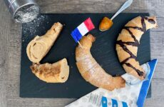 Gluténmentes croissant, ahogy Kolos készíti