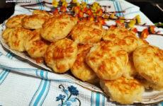 Krumplis gluténmentes pogácsa