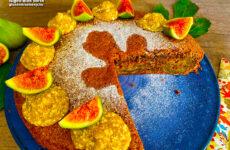 Fügés diós gluténmentes torta - könnyen elkészíthető