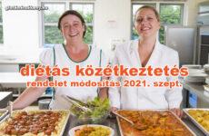 A nevelési-oktatási intézmény köteles biztosítani a diétás étkeztetés feltételeit