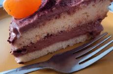 20 perces torta titka: mikróban sütött gluténmentes tortalap mogyrókrémmel